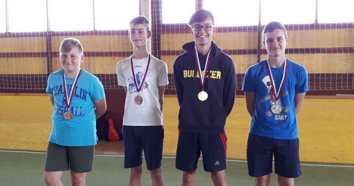 6. Junior Crossminton Cup Lipany 2018 – výsledky