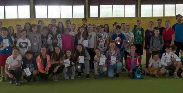 5. Junior Crossminton Cup Lipany – Výsledky