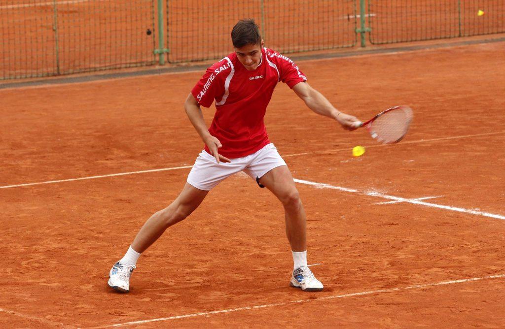 vyhral turnaj v Prahe