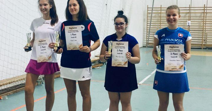 ICO Crossminton Hungarian Open 2019 – výsledky