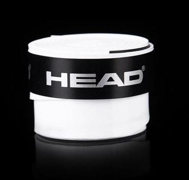 Head grip tape biely