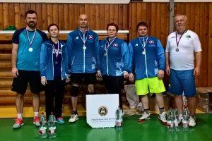 3. Silvester Crossminton Lipany Cup + Silvestrovský blackminton – výsledky