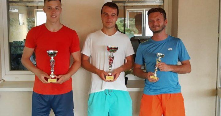 Amatérsky tenisový turnaj – Prešov 2020