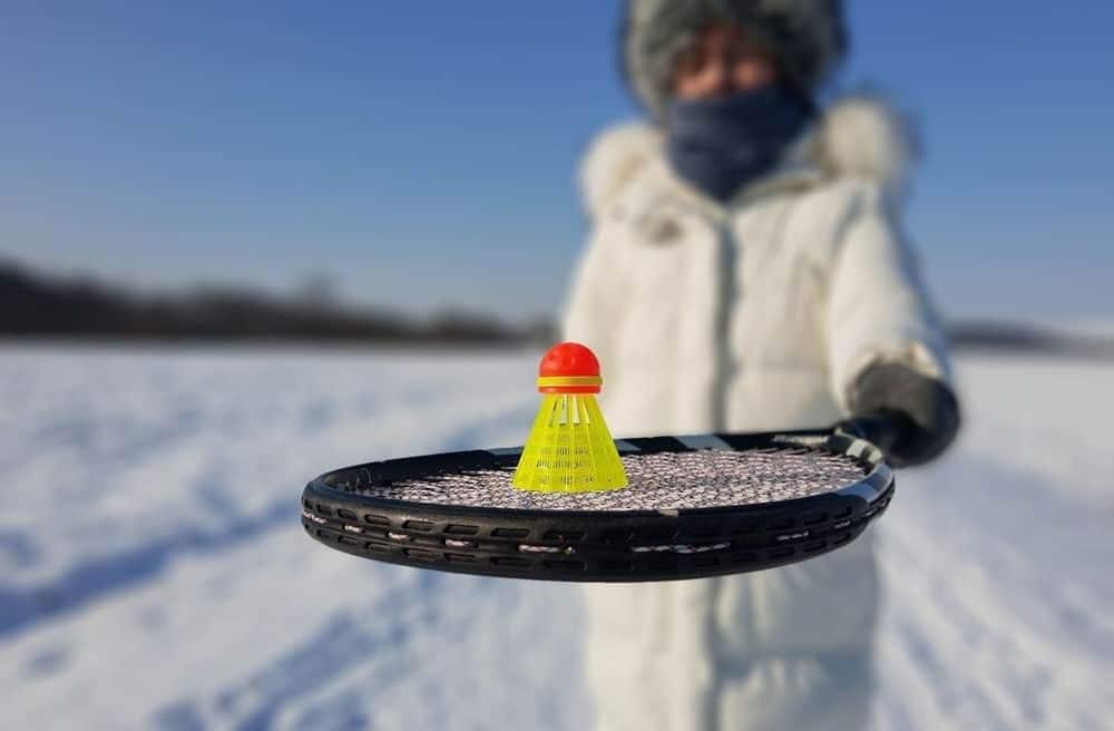 Snowminton
