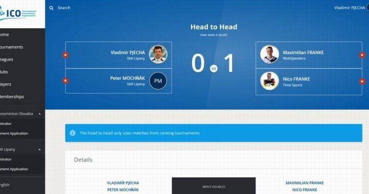 Prechod na nový turnajový softvér – 1. časť