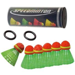 Speedminton-speeder-CROSS 5 ks plus 1 ks zdarma