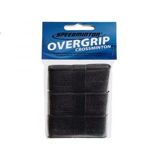 Speedminton Overgrip 3 ks - čierny