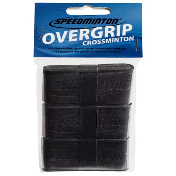 Speedminton Overgrip čierny