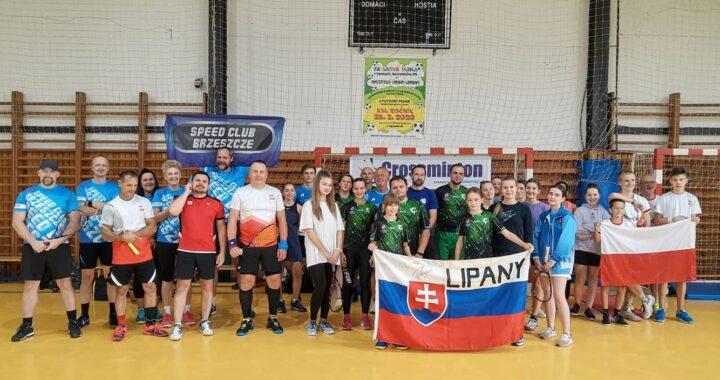 8. ICO Crossminton Lipany Open 2021 – výsledky