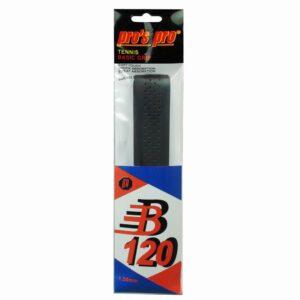 Základný grip Pro's Pro Basic Grip B120 čierny