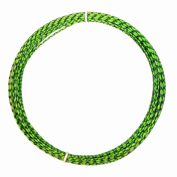 zelený výplet