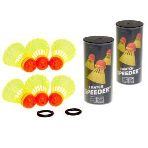 Speedminton Speeder Match 6 ks
